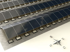 Regupol® resist solar underneath the feet of thin-layer-modules