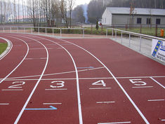 Athletic track, Schwarzenberg