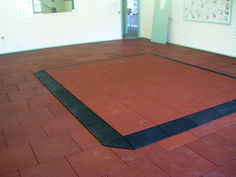 Resilient Equestrian Flooring