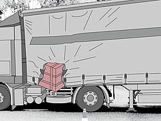 Consequences of Securing Cargo Incorrectly