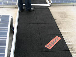 Examples of Use Regupol® walkway AK