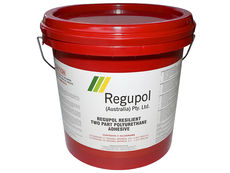 Regupol Resilient Two Part Polyurethane Adhesive REGUPOL BSW GmbH