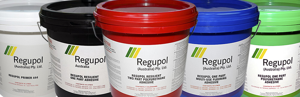 Regupol One Part Multi-Use Flooring Adhesive REGUPOL BSW GmbH