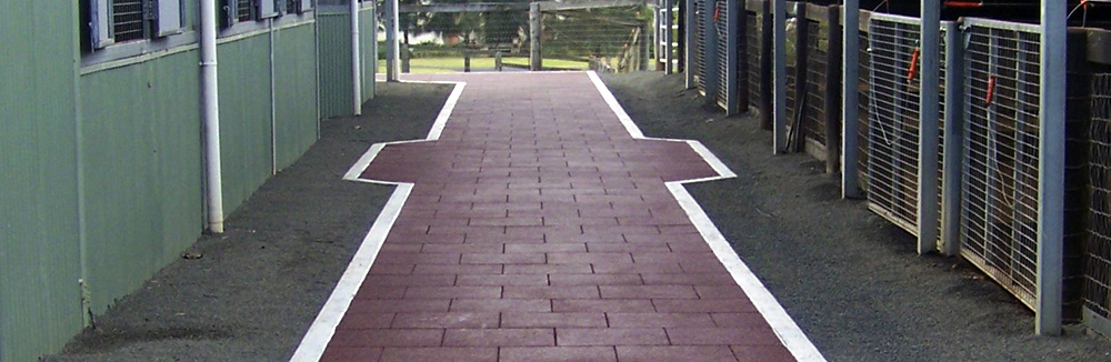 Regupol® Interlocking Pavers BSW Berleburger Schaumstoffwerk GmbH