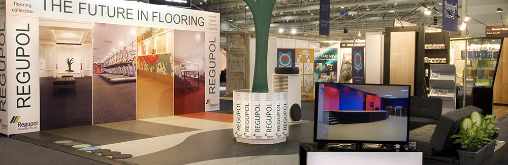 Exhibitions and Events REGUPOL BSW GmbH