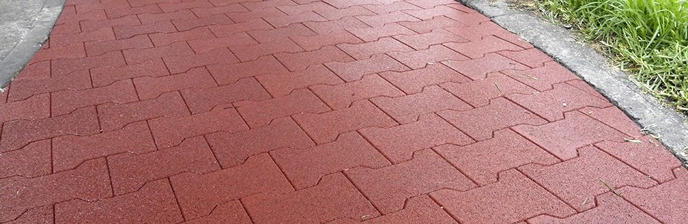 Regupol® Interlocking Pavers REGUPOL BSW GmbH