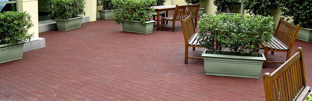 Regupol® Impact Protection Tiles & Pavers REGUPOL BSW GmbH