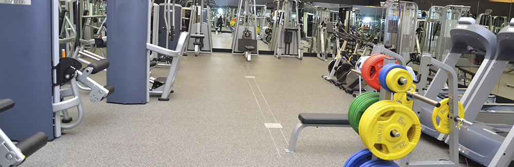 everroll® Rubber Flooring Collection for Fitness BSW Berleburger Schaumstoffwerk GmbH