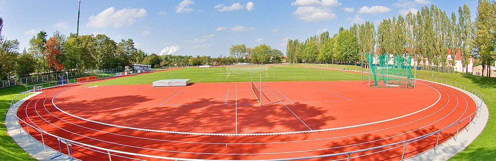 Regupol tartan® Athletic Tracks REGUPOL BSW GmbH